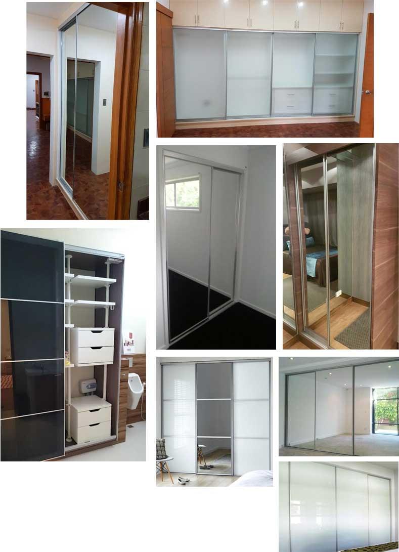 Dial A Door Moderno Aluminum Cabinets